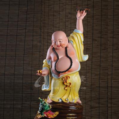 陶瓷弥勒佛 家居装饰工艺礼品
